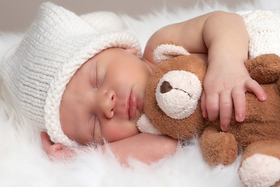 Naučite bebu da spava