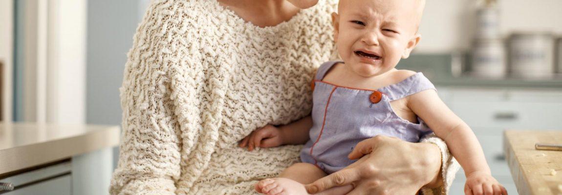 Plač bebe – iz ugla bebinog emotivnog razvoja