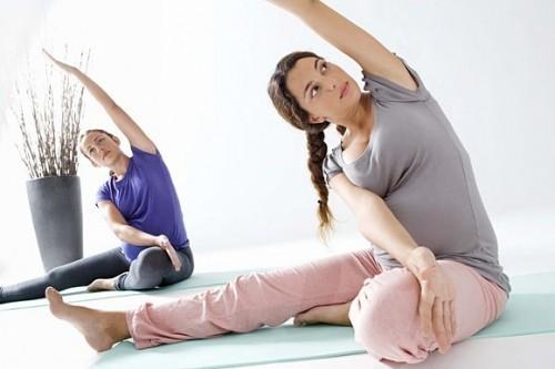Pozitivan uticaj fizičkih vežbi na trudnoću i porođaj