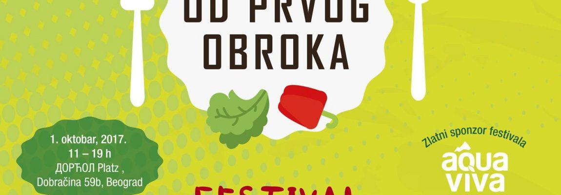 OD PRVOG OBROKA!  1. oktobar 11 00 – 19 00, Dorćol Platz, Dobračina 59B