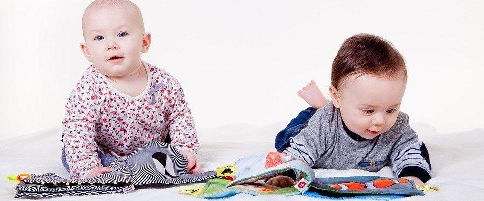 Beba i slikovnice – šta, kad i kako!