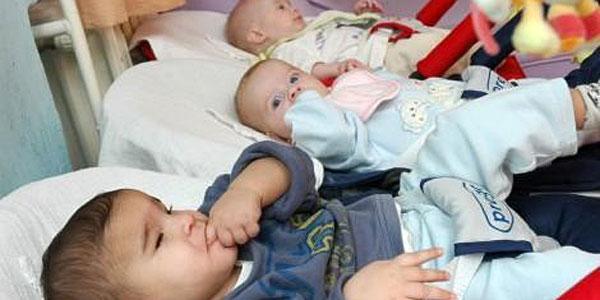 Nezbrinuta deca u Srbiji