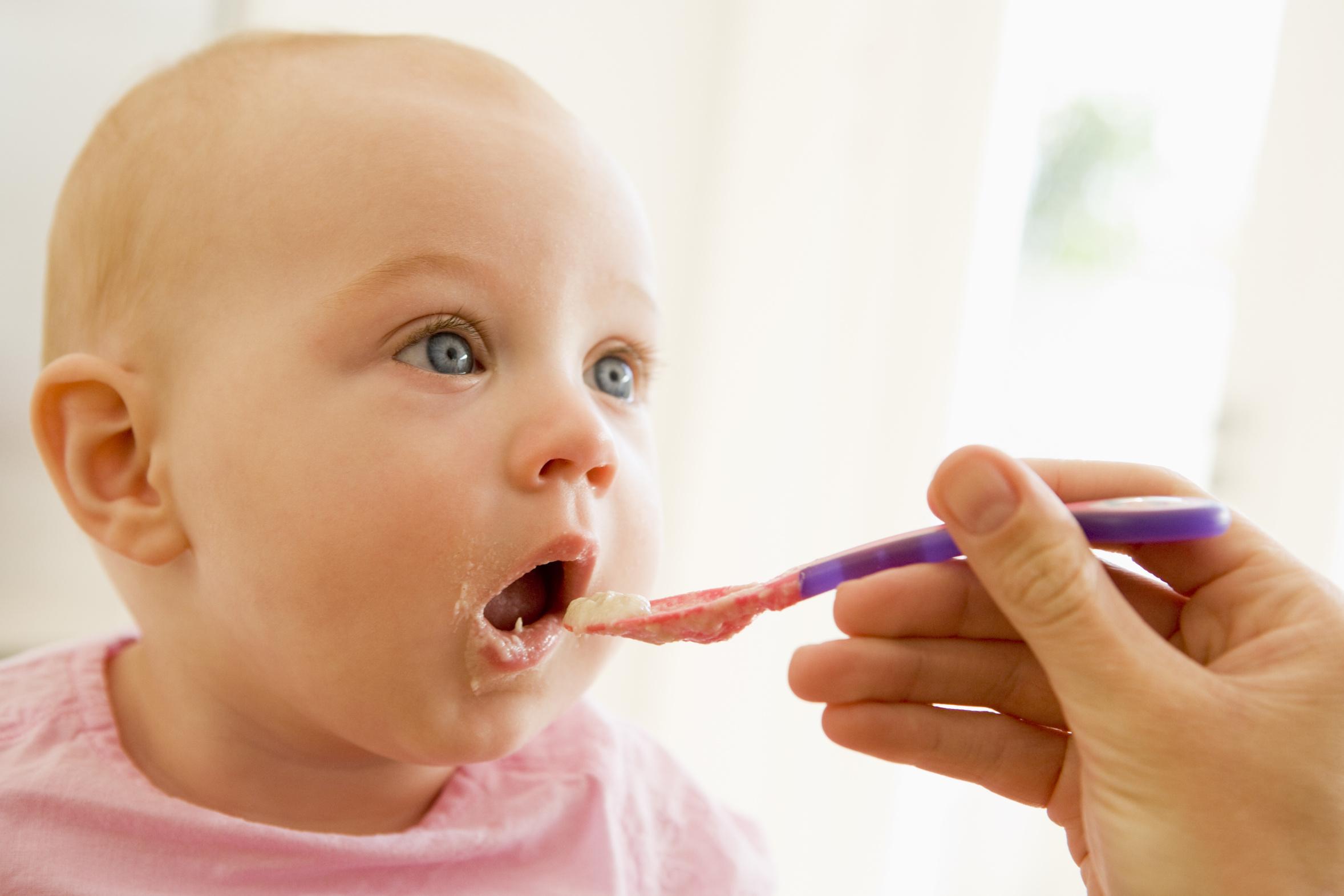 Dojenje temelj života – uvođenje nemlečne ishrane