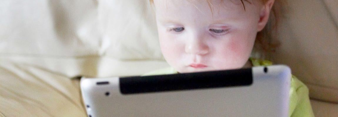 Dete i TV (tablet, mobilni)