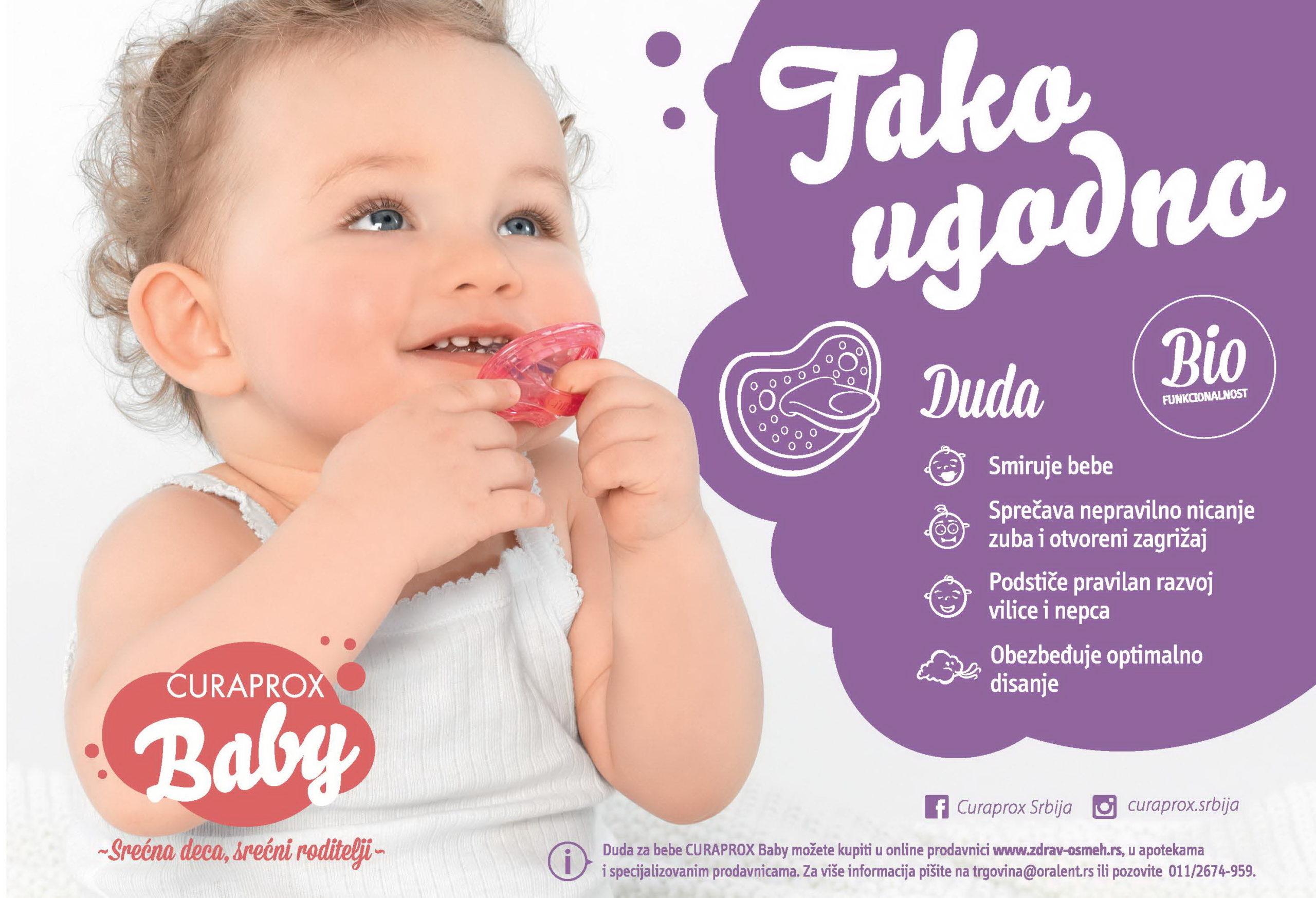 CURAPROX baby proizvodi